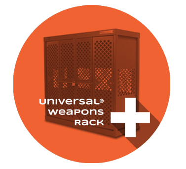 Universal Weapon Rack UWR