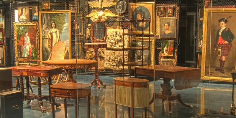 Visible Fine Art Storage, Daytona Art Museum