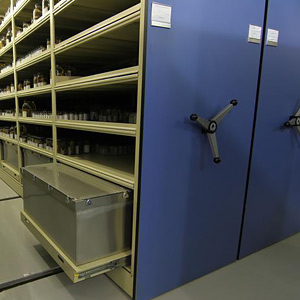 Storage Solved for Fishery Sciences