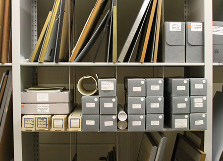 Archive Museum Metal Shelving Storage Solutions