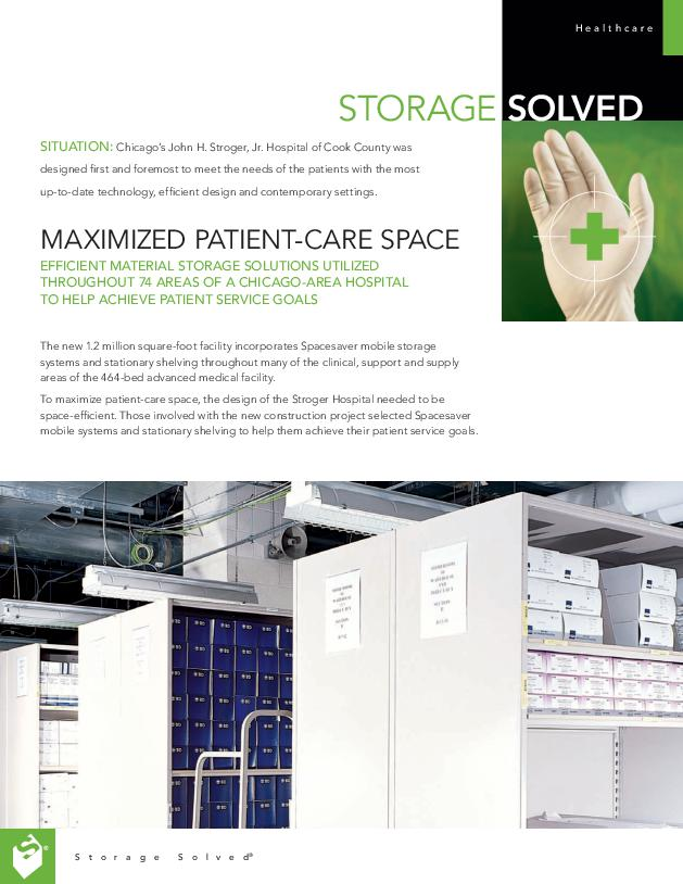 Free Download Case Study: Stroger Cook Jr. Hospital of Cook County