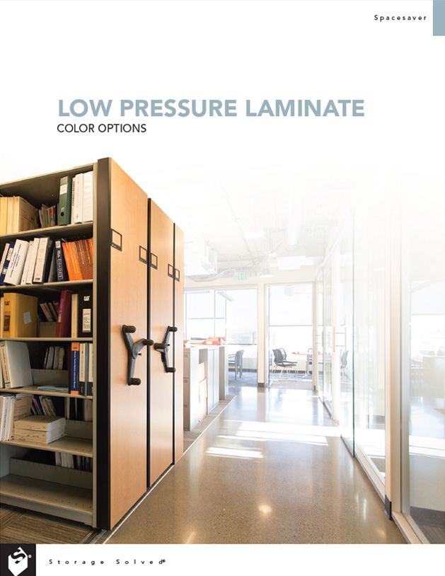 Brochure: Low Pressure Laminate Finishes