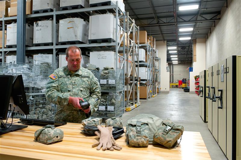 activrac warehouse storage solutions