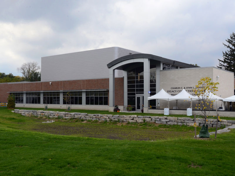 Zhang Legacy Collections Center at Western Michigan University