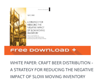 Free Download White Paper: Craft Beer Distribution - A Strategy for Reducing the Negative Impact of Slow Moving Inventory