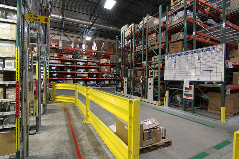 ActivRAC 16P Southern Car Manufacturing Facility