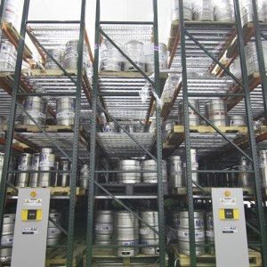 ActivRAC industrial racking system