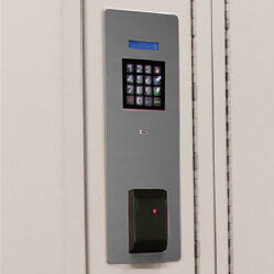 ControLoc for Evidence Storage Locker