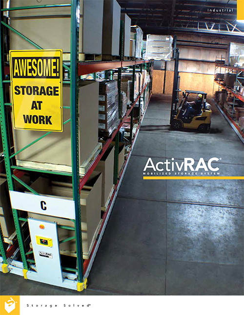 ActivRac Mobilized Storage System Product Brochure