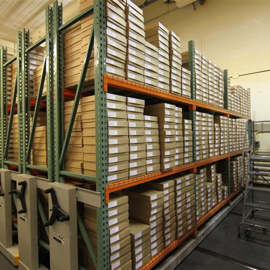 ActivRAC 7M warehouse racking systems