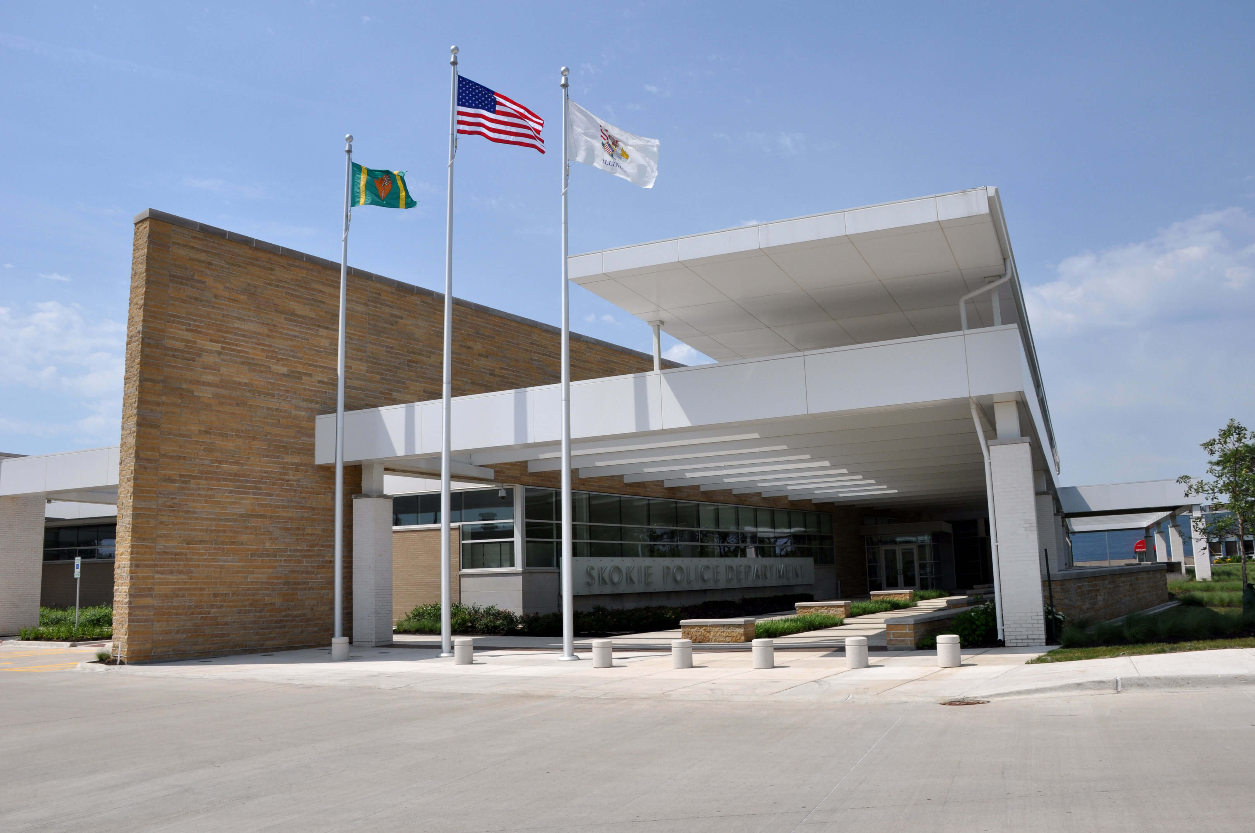 Skokie Police Department Building