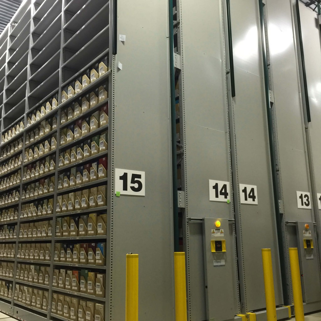 Success: Archival Book Storage Keeps UW Madison Competitive