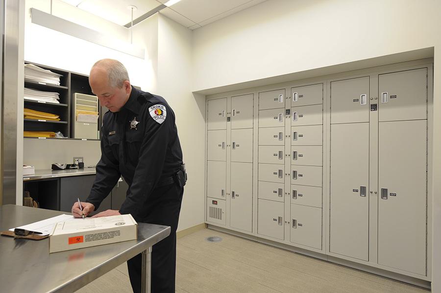 DSM Evidence Lockers-20