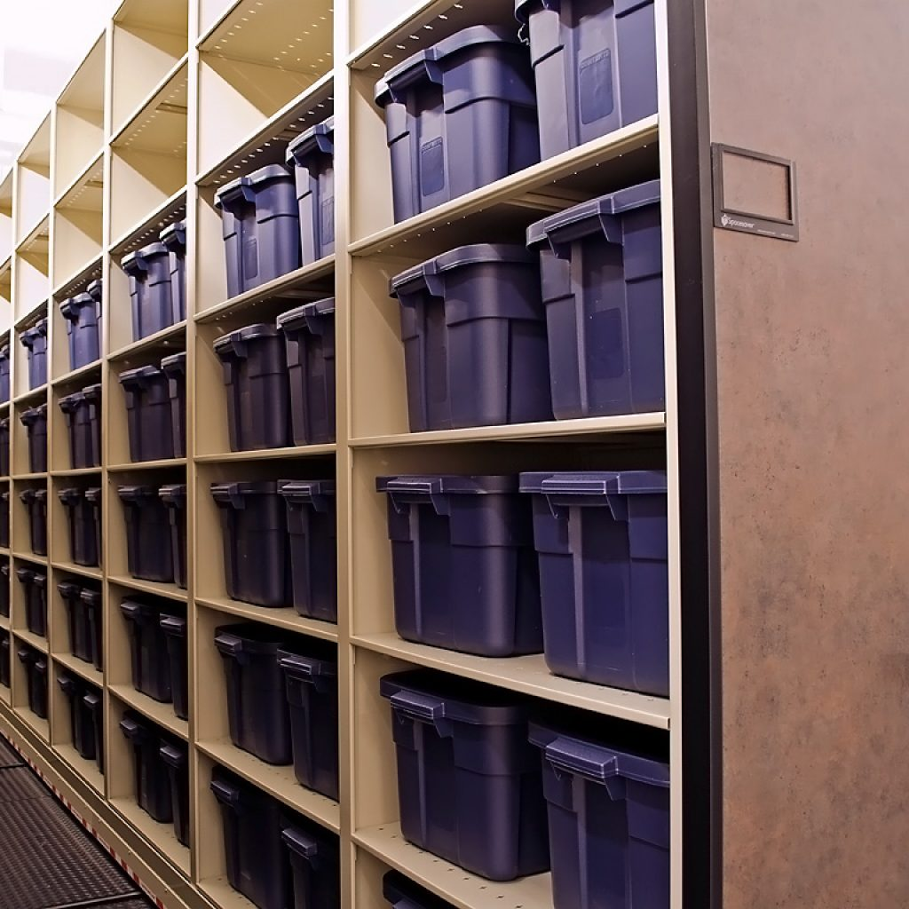 New Inmate Clothing Storage Leads to Better Working