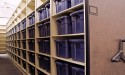High Density Storage for Detention Centers