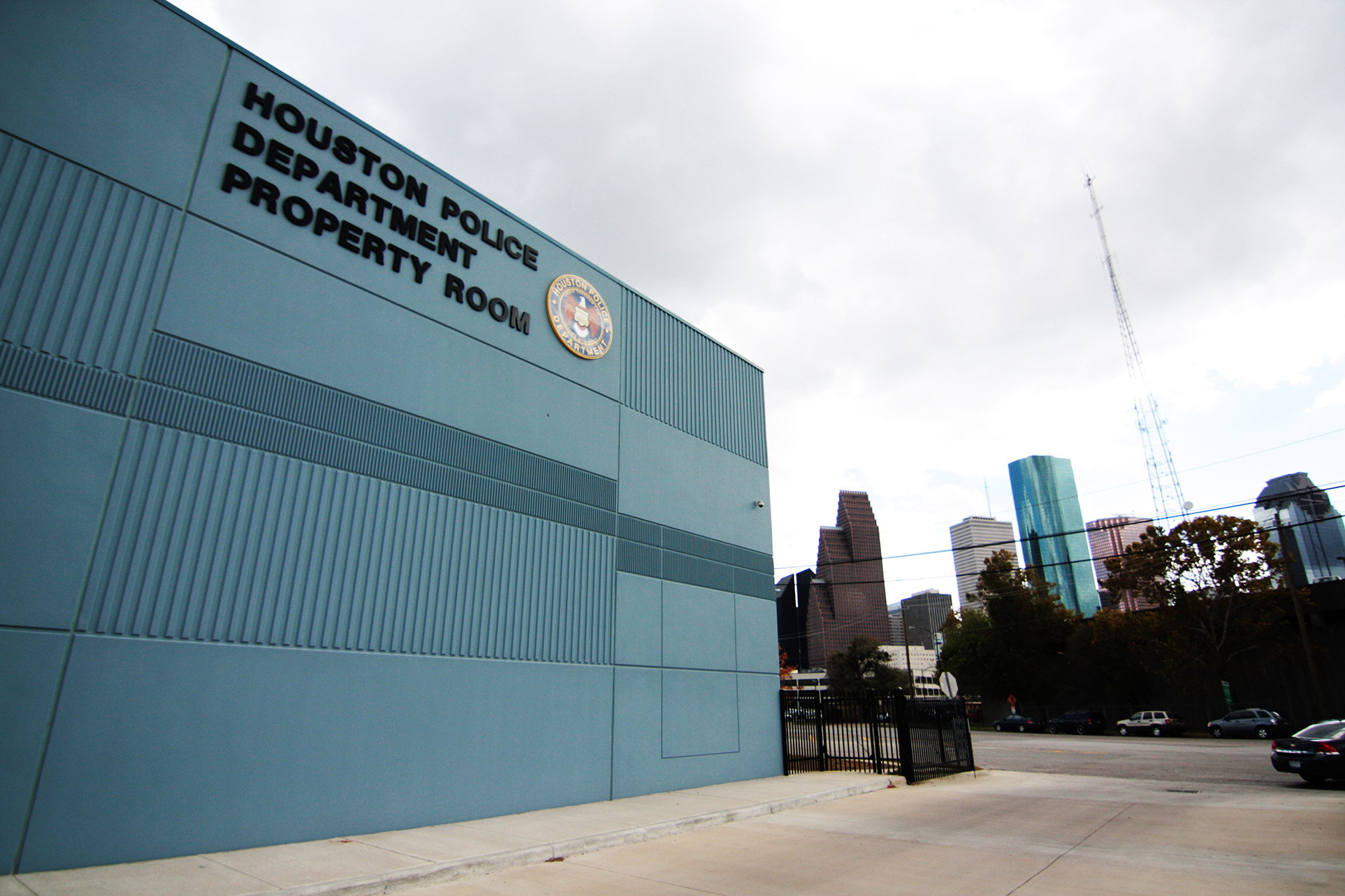 Houston Police Department Building