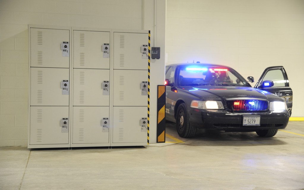 Success: Police Tactical Gear Storage and More Creates Efficiency at Skokie Police Department