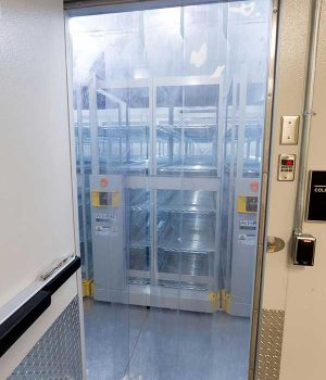 Climate Controlled Seed Storage