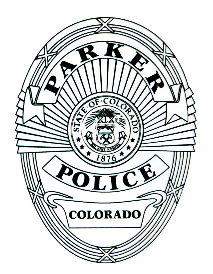 Seal of Parker PD
