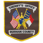 Durham County Sheriff Badge