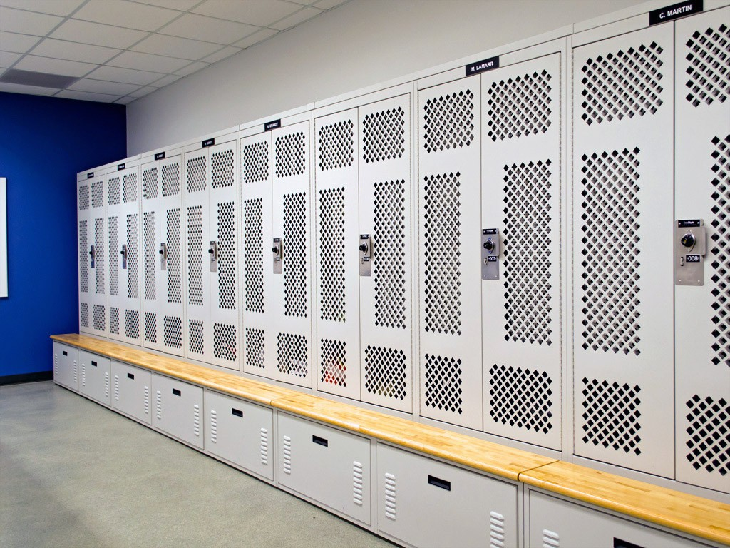 Success: Police Equipment Lockers Contribute to LEED Certification at Franklin PD