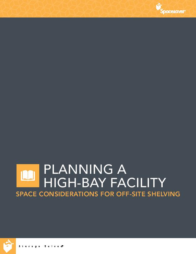Free Download Brochure: Planning a High-Bay Facility