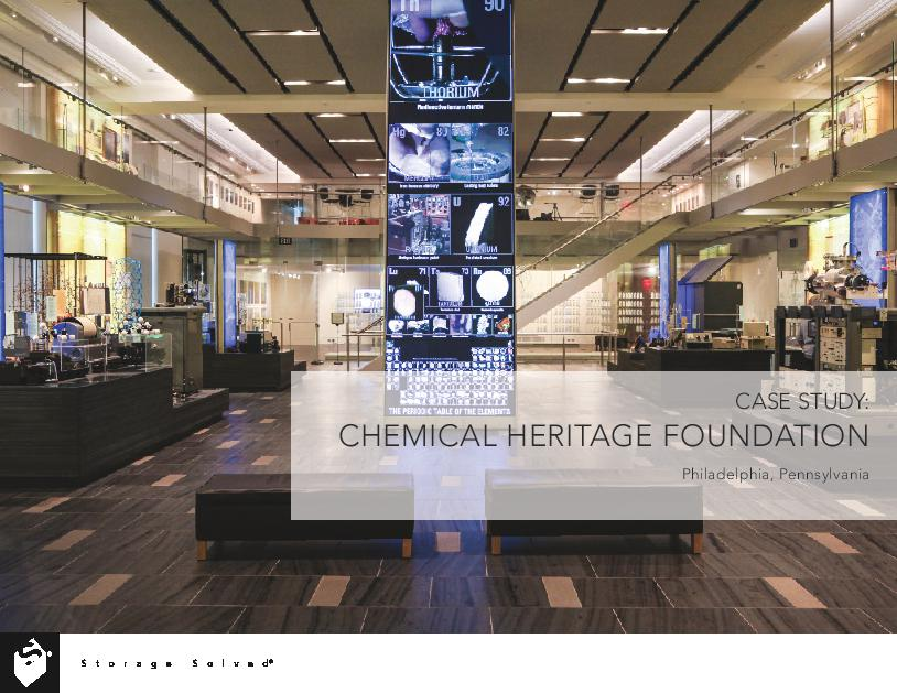 Free Download Case Study: Chemical Heritage Foundation