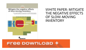 Free Download White Paper: Mitigate the negative effects of slow-moving inventory