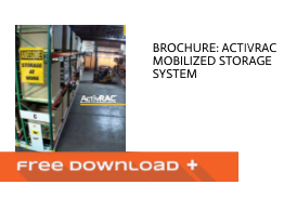 Free Download Brochure: ActivRAC Mobilized Storage System