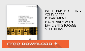 Free Download White Paper: Keeping Your Parts Department Profitable with Efficient Storage Solutions