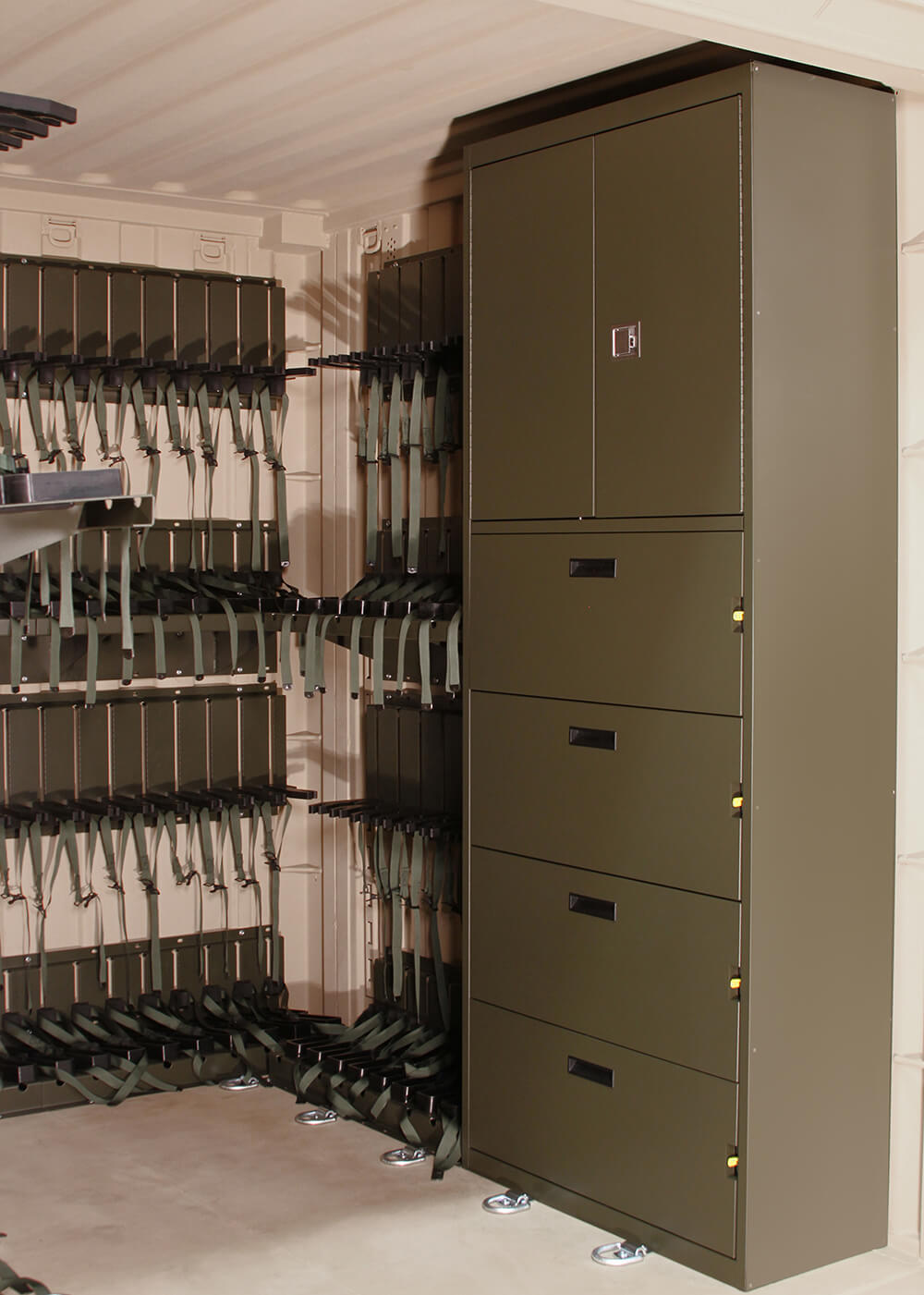 The Universal Expeditionary™ Weapons Storage System ...