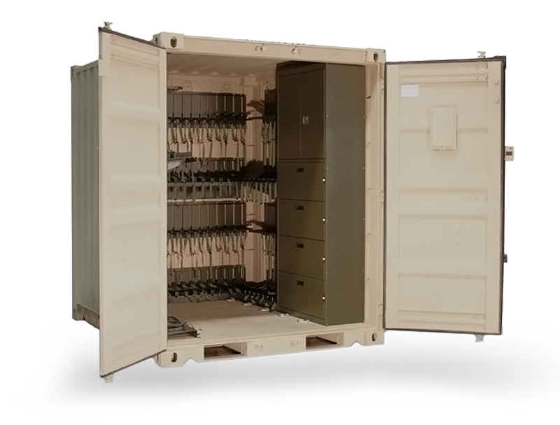 Tricon Weapons Storage Spacesaver Com