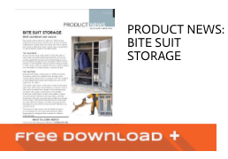 Free Download Product News: Bite Suit Storage