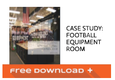 Free Download Case Study: Football Equipment Room