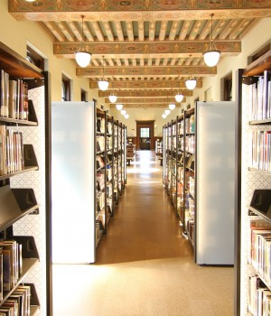 Modernizing historic public library