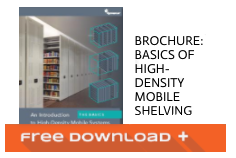 Free Download of our Basics of High-Density Mobile Shelving