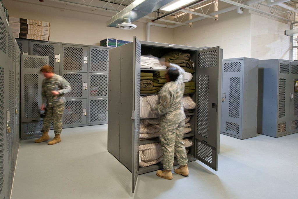 Supplies Storage, Fort Carson, Colorado