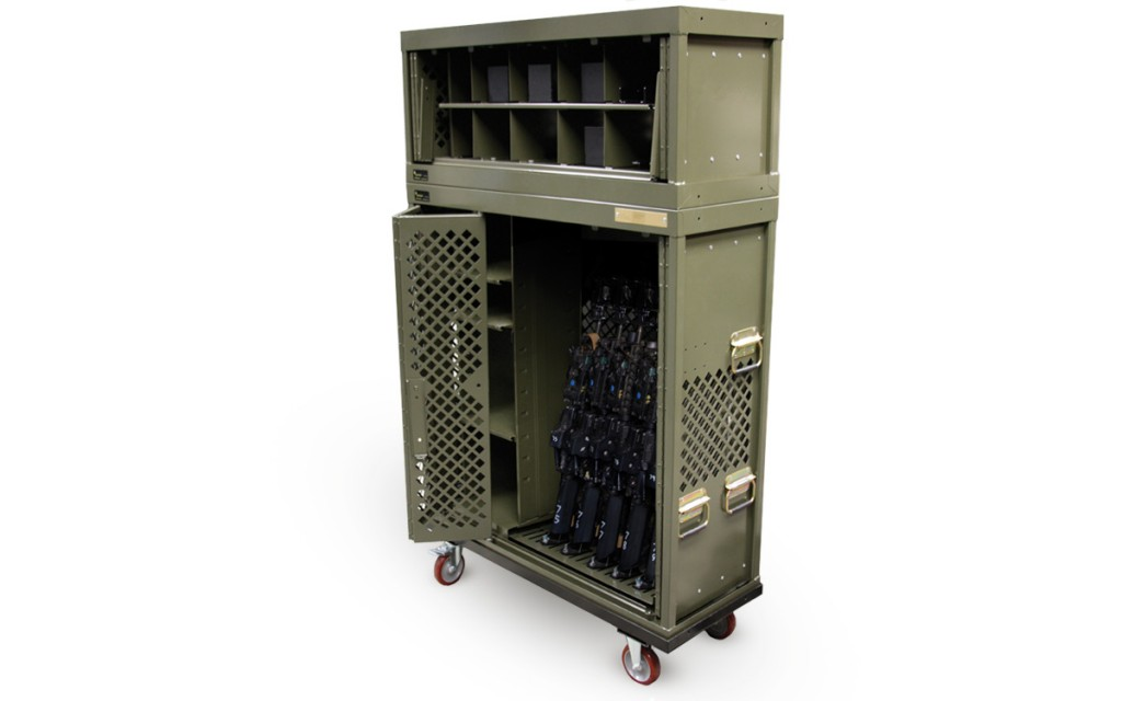 UWR® Universal® Weapon Rack Cabinet Transport