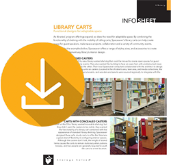 Download Info Sheet for Library Carts