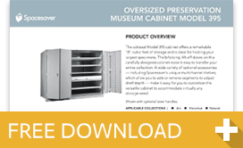 Free Download Cut Sheet Viking Versatile Conservation Museum Cabinet