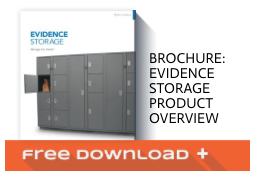 Free Download Evidence Storage Brochure