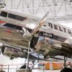 Delta Flight Museum - Corporate museum and archives storage by Spacesaver