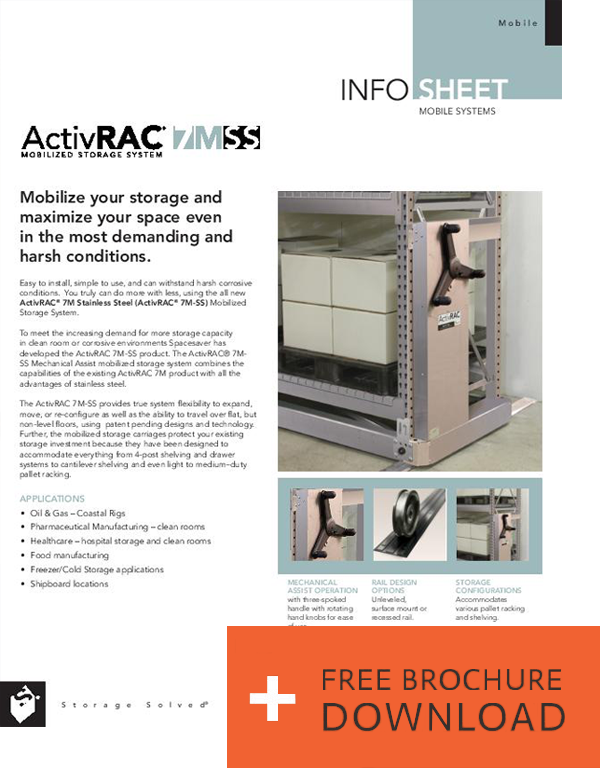 Free Download of the ActivRac Brochure