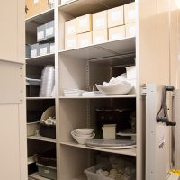 Back-of-house Guest Supplies Storage Solutions