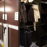 Back-of-house Room Linen Storage Solutions