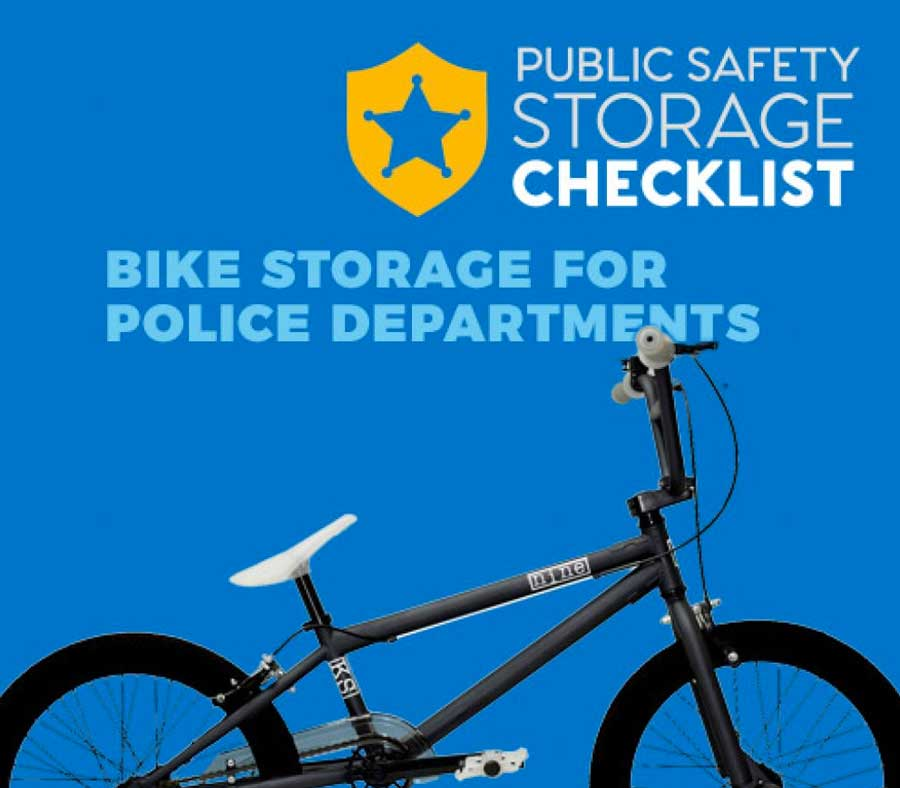 Public Safety Storage Checklist: Bike Storage for Police Departments