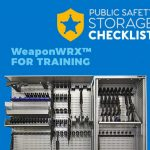 Public Safety Storage Checklist: WeaponWRX™ for Training Facilities
