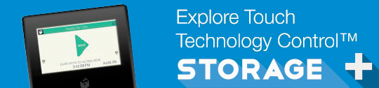 Explore Touch Technology Control for Mobile Storage