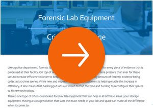 Learn more about Crime Lab storage space saving