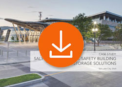 Download Case Study on Better Storage Helping new Public Safety Building Maximize its Space